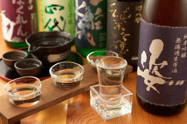 日本酒のタイプによって合う料理は異なる